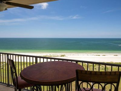 Photo for Spectacular Gulf-Front Fully Renovated 2B/2B In Sand Key,Clearwater Beach,FL