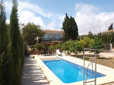 Photo for Villa with pool in Javea, near the beach, for up to 12 people