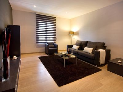 Photo for 2 bedroom 2 bathroom apartment in Barcelona center