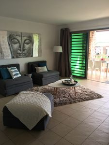 Photo for 1BR Apartment Vacation Rental in Puna'auia, Windward Islands