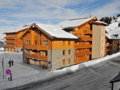 Photo for Apartment Sun Valley (LAP562) in La Plagne - 8 persons, 2 bedrooms