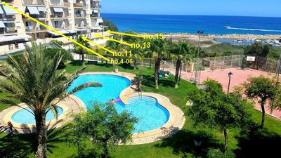 Photo for 3BR Apartment Vacation Rental in Campello, Comunidad Valenciana