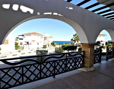 Photo for Sea Magic B6-33 / Garden -Sea View 3 Bed