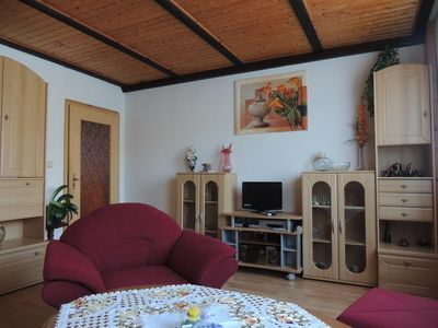 Photo for Big, cosy holiday home, sleeping facilities for 3 people, 1 bedroom