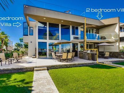 Photo for ~ 🌊Villa on the Bay ~ Beautiful Mission Bay beachfront home on the water!🌊