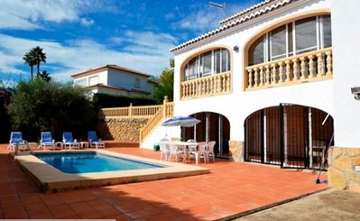 Photo for BEAUTIFUL 4 BEDROOM VILLA QUIET LOCATION FEW MINUTES DRIVE TO MAIN BEACH PERFECT