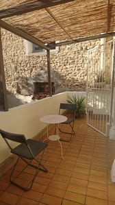 Photo for Apartment T2 historic center, 50 m2, 2 to 4pers + sunny terrace