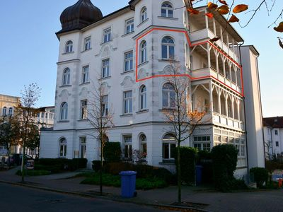 Photo for Apartment / app. for 4 guests with 64m² in Binz (57762)