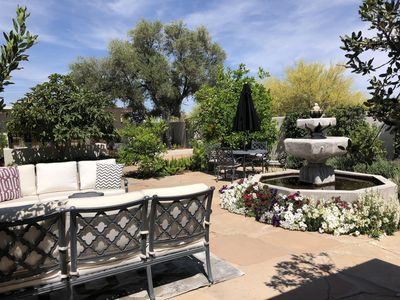Photo for Beautiful Foothills Estate with Casita and Views