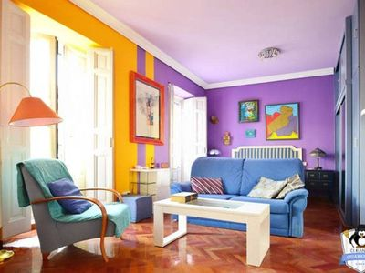 Photo for Lovely Studio w/Balcony in Plaza de Chueca