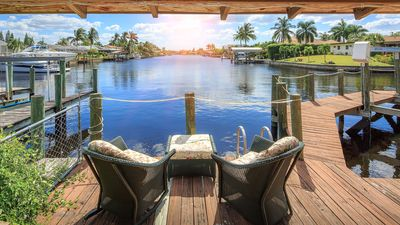 Photo for Spectacular View Canal-Front Home
