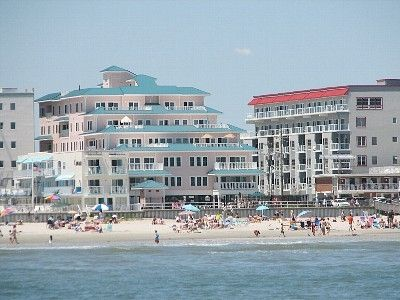 Photo for Ocean Front and Pool View Condo. Special rates June- August!!