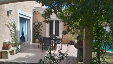 Photo for House with private pool at the gates of Provence