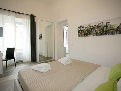 Photo for Luxury apartment in the heart of Rome: 163RHOME