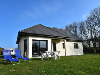 Photo for Modern holiday home with large garden within walking distance from the beach in Etretat
