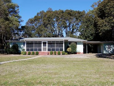 Perfect family getaway home just a half block from ocean!