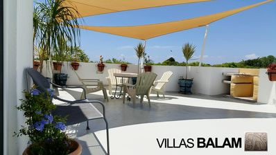Photo for TWO FLOOR PENTHOUSE IN SELVAMAR PRIVATE ROOF GARDEN PLAYA DEL CARMEN