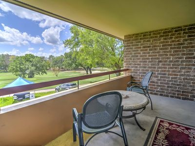 Photo for Resort Condo on Golf Course - 4 Mi to Palm Harbor!