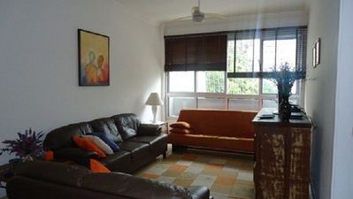 Photo for Apartment in Rio de Janeiro with Lift, Parking, Internet, Air conditioning (1023165)