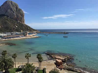 Photo for Luxury Beach Front Apartment, Calpe. Costa Blanca, Spain.
