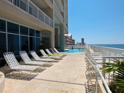 Photo for Luxurious home on the Gulf of Mexico w/ scenic deck & private hot tub!
