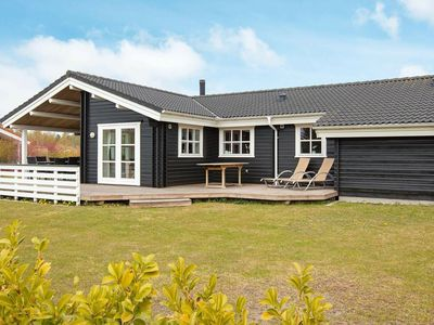 Photo for Luxurious Holiday Home in Væggerløse with Sauna