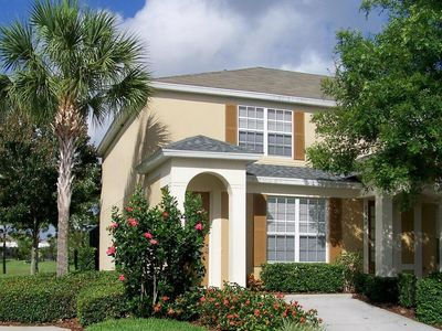 Photo for PRIVATE WINDSOR HILLS RESORT UPSCALE LUXURY POOL TOWN VILLA -1.5 miles to Disney