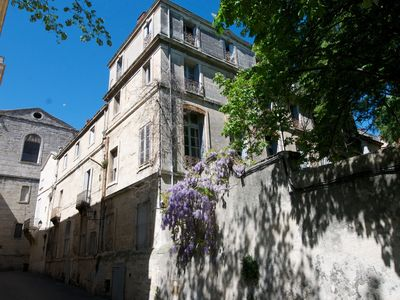 """Photo for Hotel de Girard - Apartment """"In the trees"""""""