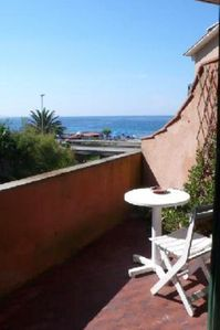 Photo for Apartment directly on the beach - Apartment Isola d'Elba