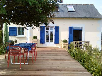 Photo for Little Butter House, charm in Paimpol at 2, 3 or 5