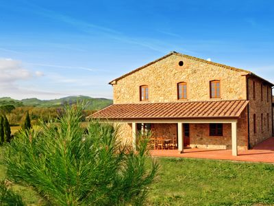 Photo for Apartment In Tuscan Villa