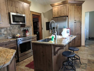 Photo for 2 Bedroom/ 2 Bath home ideal location downtown, soft bedding and all the extras!