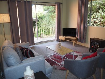 Photo for JO'S on LURLINE Cosy Apartment Wifi &  Close to KATOOMBA TOWN CENTRE 50mtrs RSL