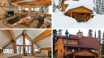 30% OFF REMAINING WEEKS !Executive Chalet, 4200 Sq ft, Ski In/Out - Sleeps 14