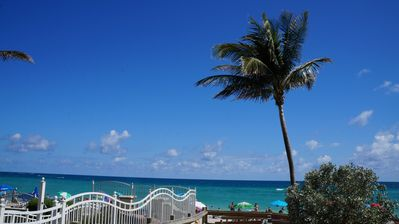 Photo for FAMILY-FRIENDLY OCEANFRONT OCEAN VIEW REMODELED LARGE  CONDO 2 bedr /2 BATH COND