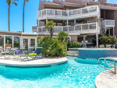 Photo for Coastal Retreat: Shared Pool, Close to Beach, Private Beach Walkover, Views