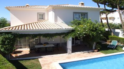 Photo for 3 Bedroom Villa in Praia da Luz, Lagos, within walking distance to the beach