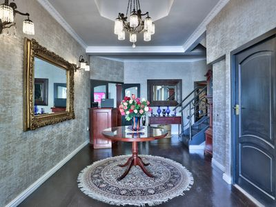 Photo for Historic Claremont Villa with Views, pool and convenient location