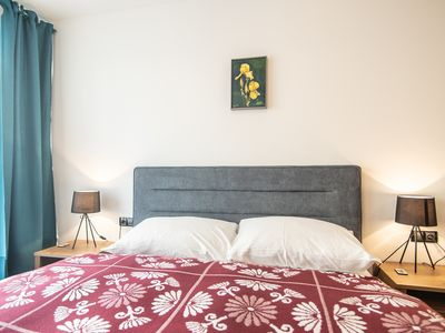 Photo for Luxurious apartment with big living room at Andel by easyBNB