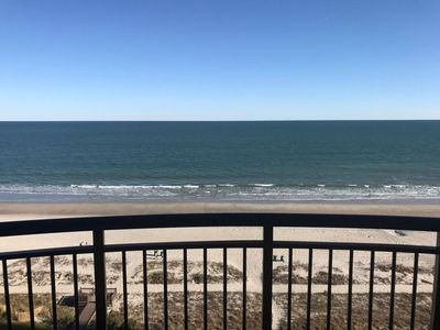 Photo for Oceanfront Suite at Boardwalk Resort Sleeps 6~ Boardwalk 932