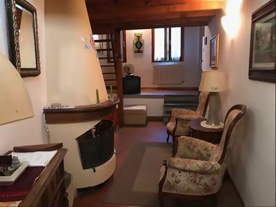 Photo for Delightful independent in Fiesole in Villa Gaia