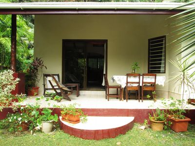 Photo for Secluded, quiet, relaxing and family-friendly Villa in the South-west of Mahe