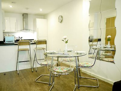 Photo for Apartment 1.1 km from the center of London with Lift, Internet, Washing machine (117409)