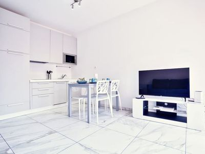 Photo for Modern and bright apartment in Lugano center