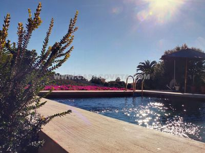 Photo for VILLA SUSY ; BEAUTIFUL DETACHED VILLA WITH PRIVATE POOL FOR 6 PERSONS