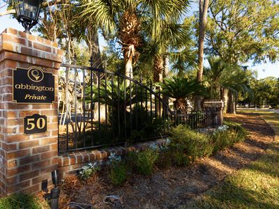 Photo for 3BR/3BA Renovated Villa in Palmetto Dunes Overlooking Lagoon