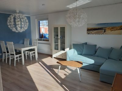 Photo for completely renovated with light, modern equipment. Near the beach!