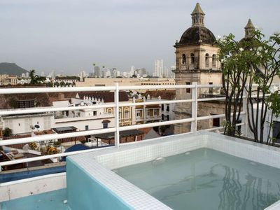 Photo for 2 Bedroom in Old City with Private Jacuzzi