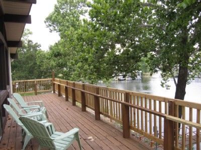 Property Image#11 Lakefront Cabin With Dock On Duck Creek
