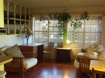 Charming quiet condo, centrally-located and reasonably priced